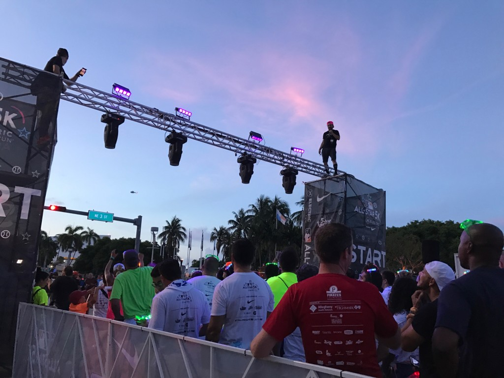 Electric Run Start Chute